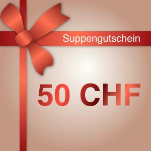 Geschenkgutschein 50 CHF
